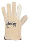 Celokožené pracovní rukavice HILTON