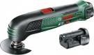 Akumulátorové multifunkční nářadí Bosch PMF 10,8 LI / 2 baterie