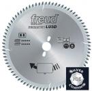 Pilový kotouč pro řezání lamina, MDF a dřevotřísky LU3D 0400 - 250 x 3,2 / 2,2 x 30 - 80 z Freud Pro kvalitní oboustranný řez je nutno použít  předřez
