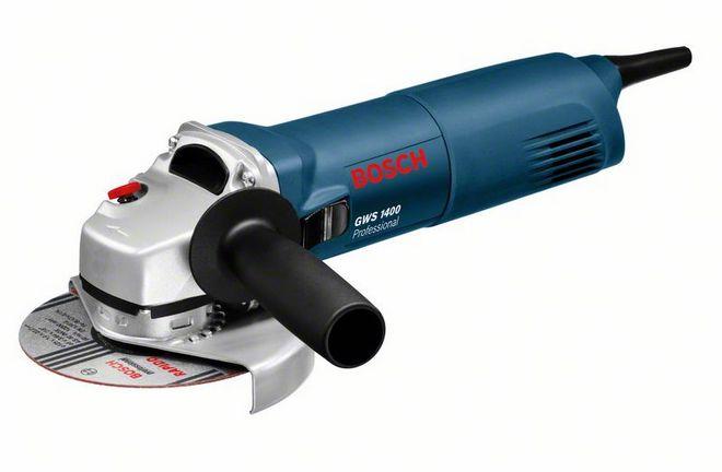 Úhlová bruska Bosch GWS 1400 C
