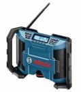 Akumulátorové rádio Bosch GPB 12V-10 Professional