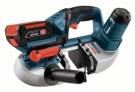 Akumulátorová pásová pila Bosch GCB 18 V-LI Professional
