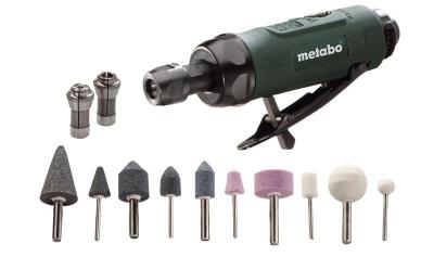 Vzduchová přímá bruska Metabo  DG 25 Set
