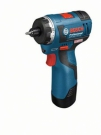Akumulátorový šroubovák Bosch GSR 10,8 V-EC HX Professional