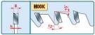 Universální pilový kotouč Freud na podélné i příčné řezání masivu, dřevotřísky a překližky LU2B 1100 300 x 3,2 / 2,2 x 30 - 72 z