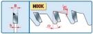 Pilový kotouč pro řezání lamina, MDF a dřevotřísky Freud  LU3A 0300 - 300 x 3,2 / 2,2 x 30 - 96 z  Pro kvalitní oboustranný řez není nutno použít  předřez