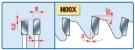 Pilový kotouč pro řezání lamina, MDF a plastu Freud  LU3F 0300 - 300 x 3,2 / 2,2 x 30 - 96 z  Pro kvalitní oboustranný řez není nutno použít  předřez