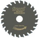 Pilový kotouč Freud předřez kónický určený pro řezání ve formátovacích i dělících pilách LI25M43LG3 160 x 4,3 / 5,5 x 55 - 36 z