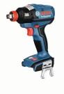 Akumulátorový rázový utahovák Bosch GDX 18 V-EC Professional / bez akumulátoru a nabíječky