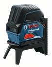 Křížový laser Bosch Professional GCL 2-15 + RM1 + držák + kufr