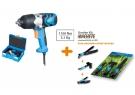 Rázový utahovák Narex ESR 800 T-Loc + Garden Kit Machete