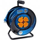 PBN 50 Gumový prodlužovací kabel Narex na bubnu – 50 m 65404962