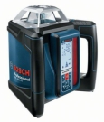 Rotační laser Bosch GRL 500 HV + LR 50 Professional