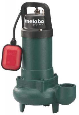 Staveništní čerpadlo Metabo SP 24-46 SG